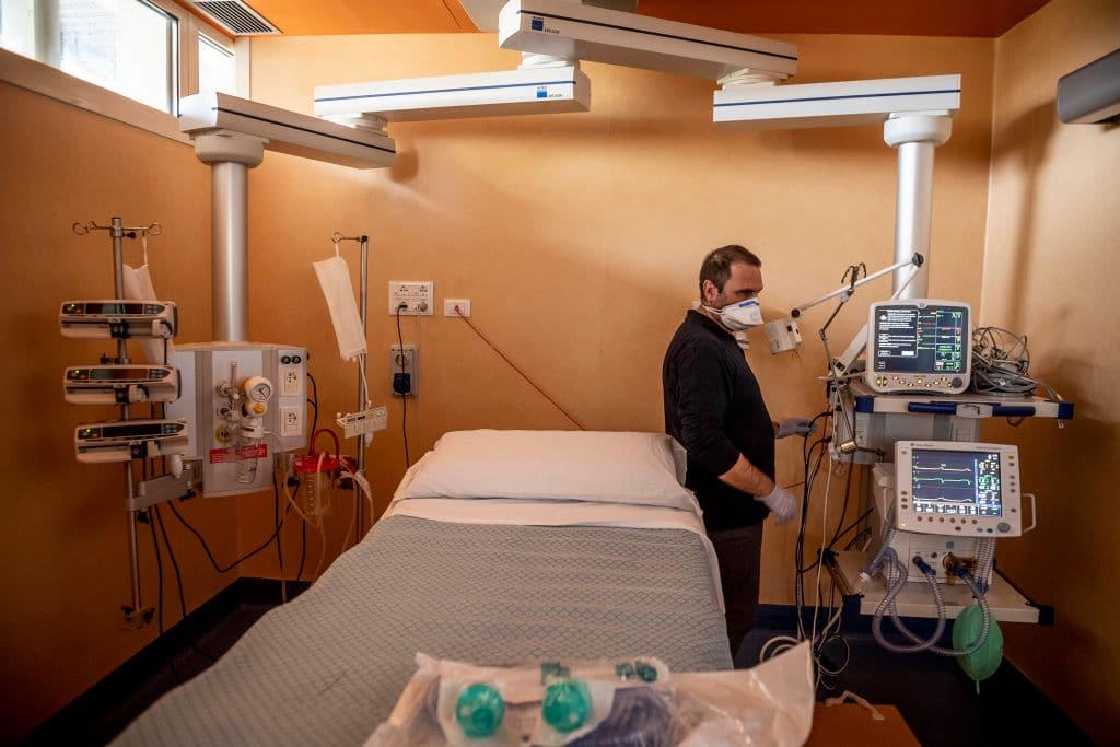 Coronavirus: Zahl der Todesfälle in Italien höher als in China
