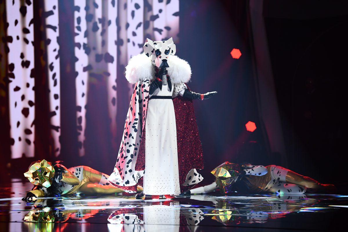 The Masked Singer 2020: Dieser Star steckt hinter dem Dalmatiner