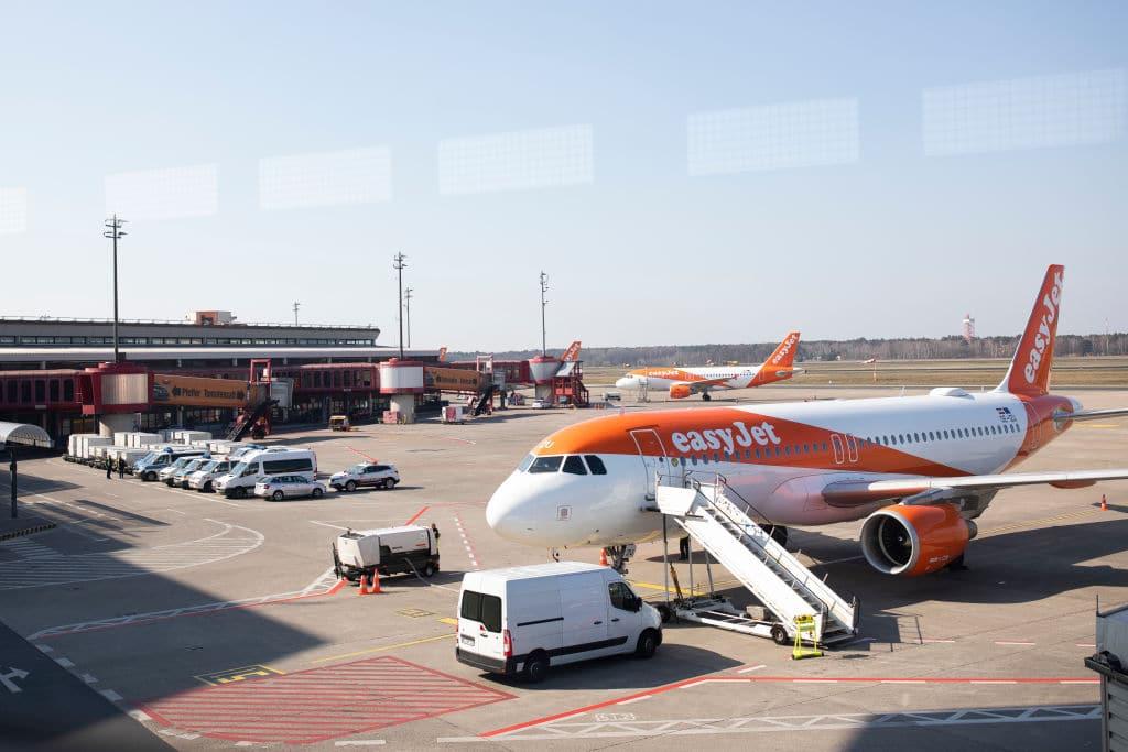 EasyJet stellt Flugbetrieb ein: Rechte für Fluggäste
