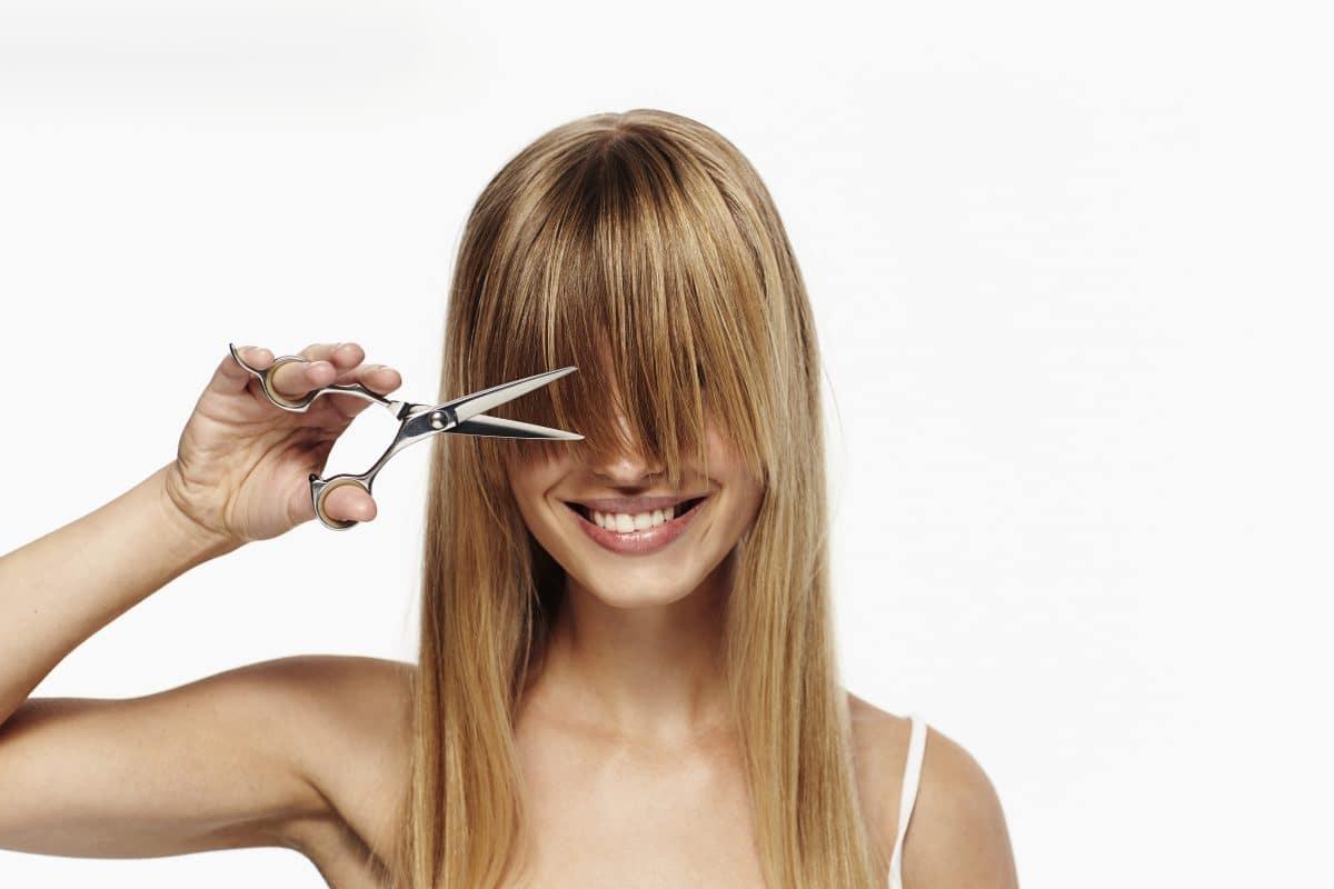 Haare selber schneiden: Mit diesen Steps gelingt's