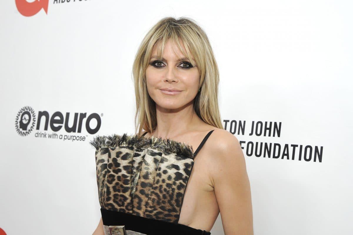 """Heidi Klum verlässt Dreharbeiten zu """"America's Got Talent"""""""