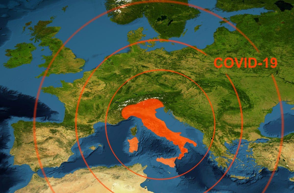 5 Jahre Haft für Missachtung von Quarantäne in Italien