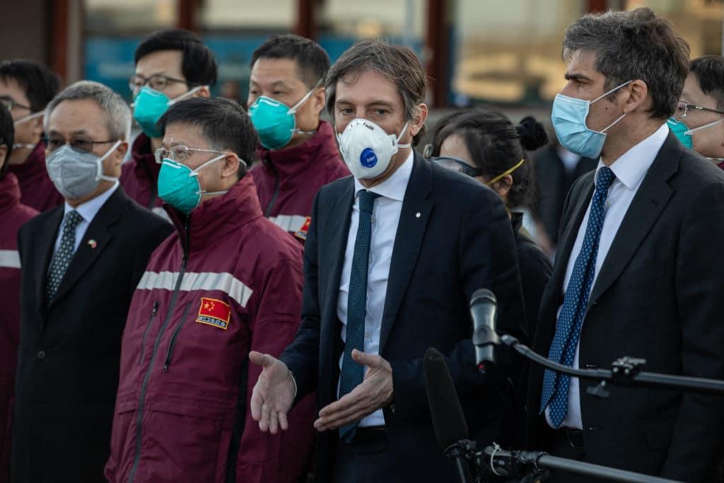 Coronavirus: 475 Tote über Nacht in Italien