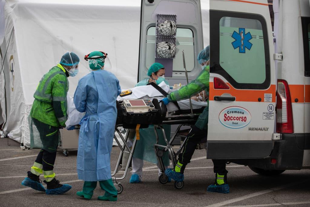 Coronavirus in Italien: Ausbreitung verlangsamt sich weiter