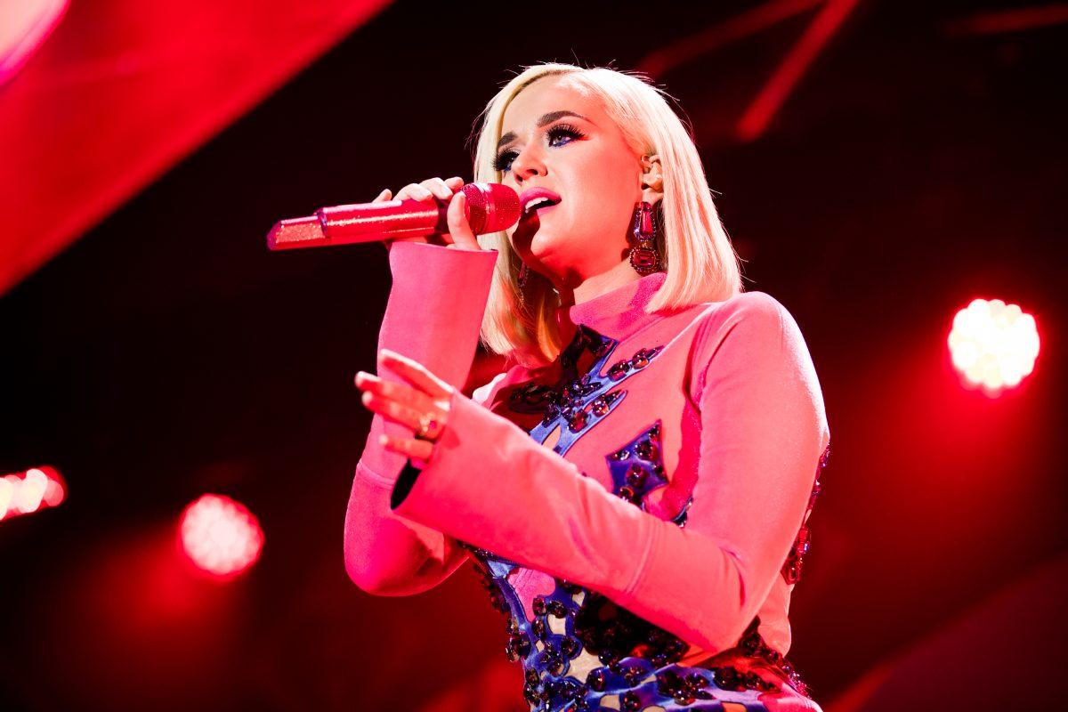 Katy Perry verkündet Schwangerschaft mit neuem Musikvideo