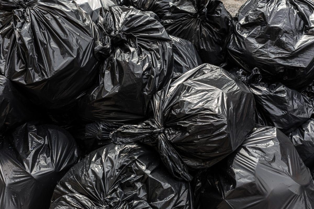 Ausgangsbeschränkungen führen zu großen Müllmengen
