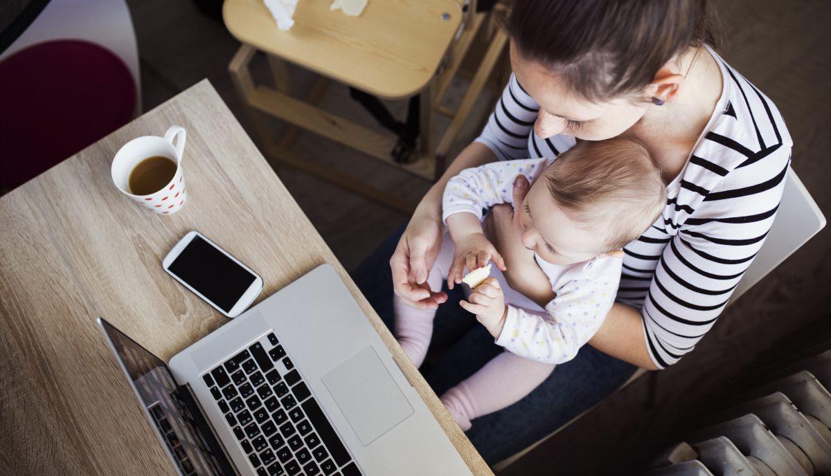 Mütter werden seltener zu Bewerbungsgesprächen eingeladen