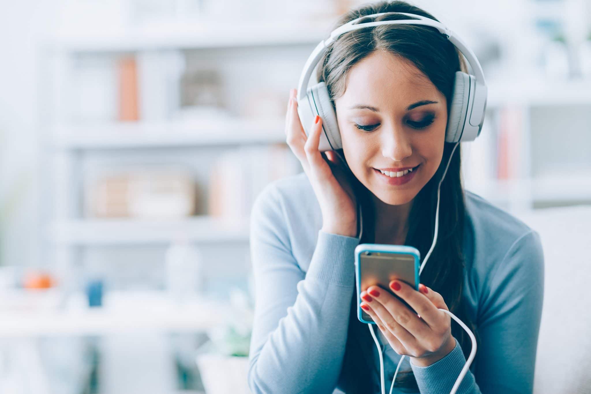 Anhören Podcasts mit