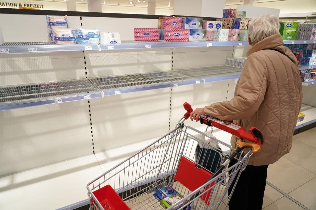 #Nachbarschaftschallenge: Unterstützt Ältere während der Coronavirus-Pandemie