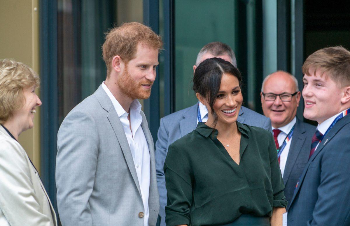 Prinz Harry und Megan sollen jetzt in Los Angeles leben