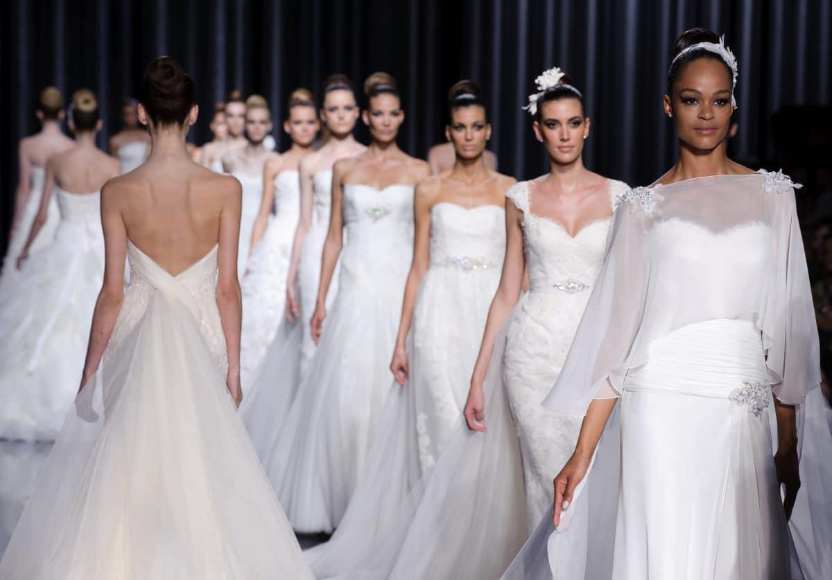 Luxuslabel Pronovias verschenkt Brautkleider an Krankenhausmitarbeiter