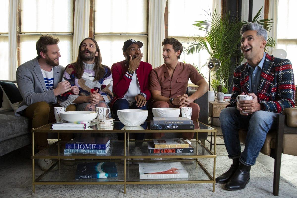 Queer Eye: Netflix kündigt sechste Staffel an