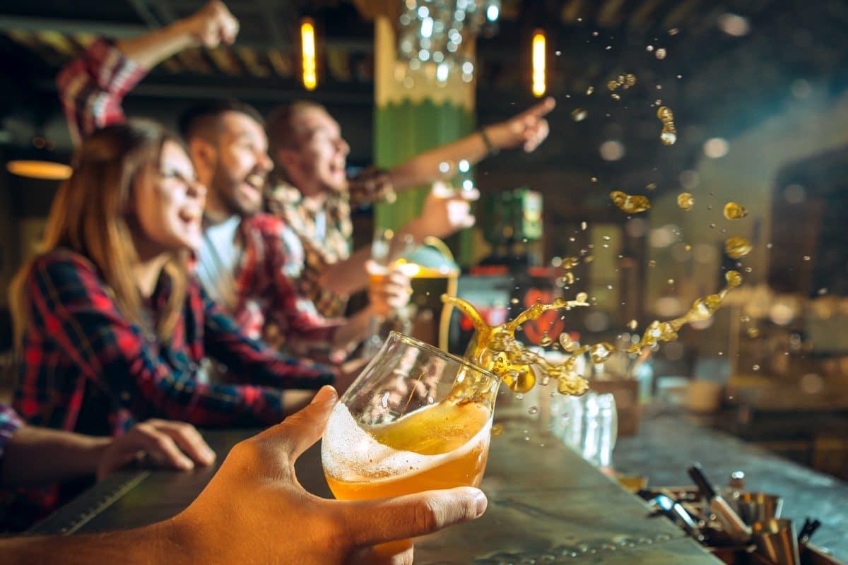 Razzia in Linzer Pub: 9 Personen erwischt