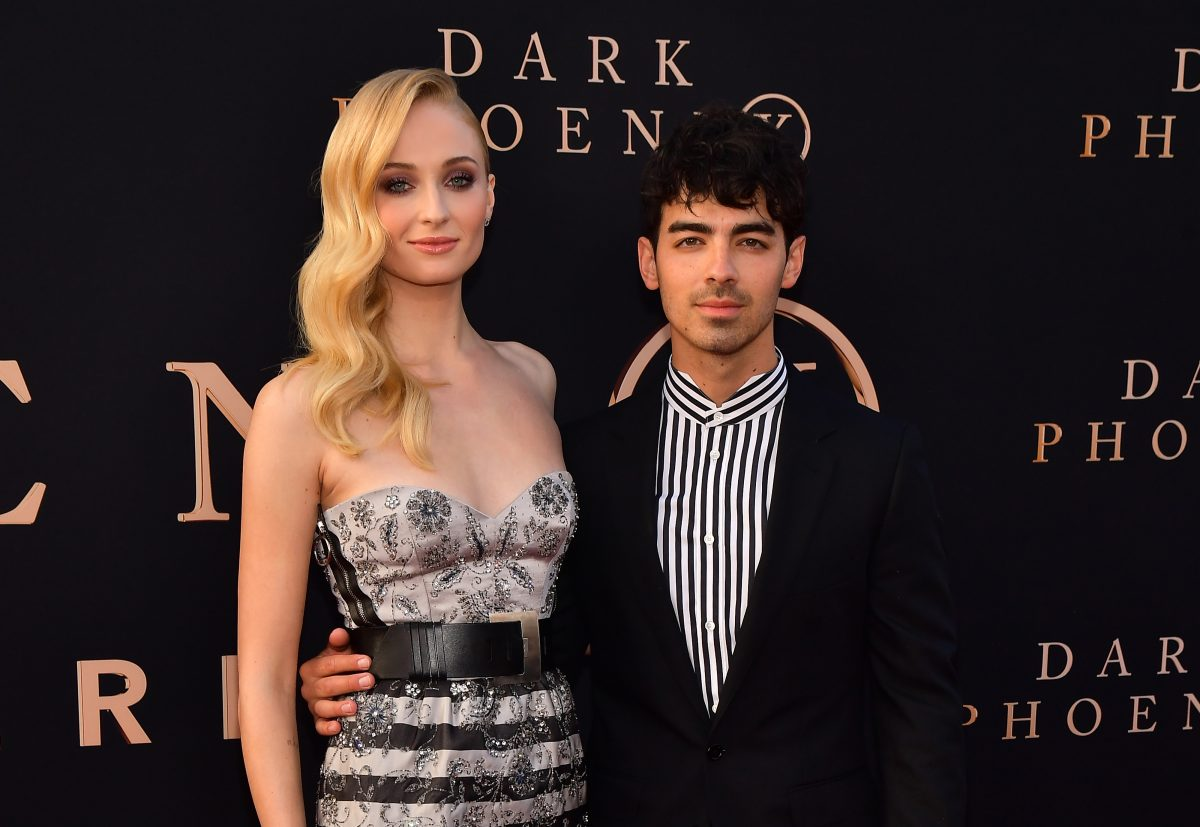 Sophie Turner & Joe Jonas beim Baby-Shopping gesichtet