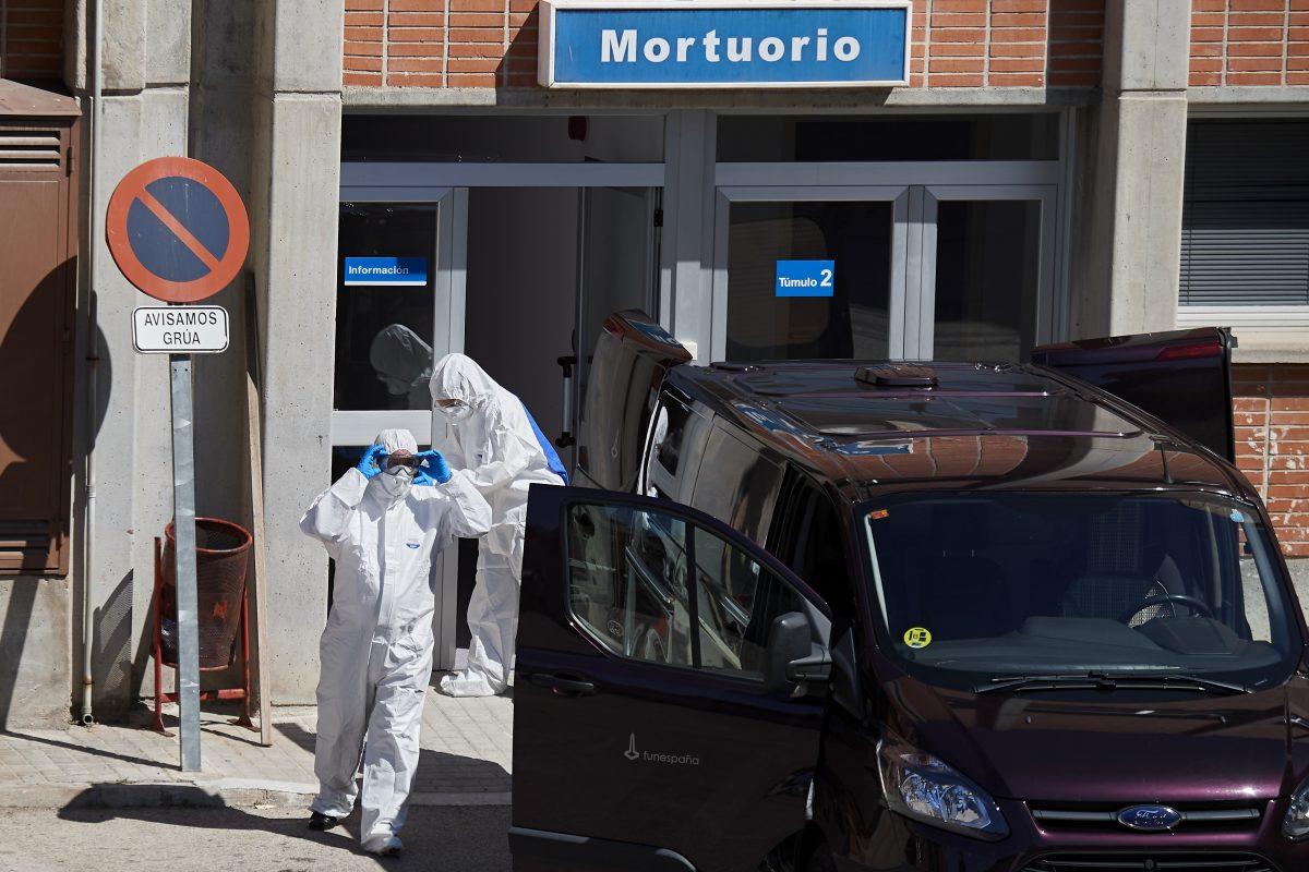Spanien meldet mehr Coronavirus-Infizierte als China