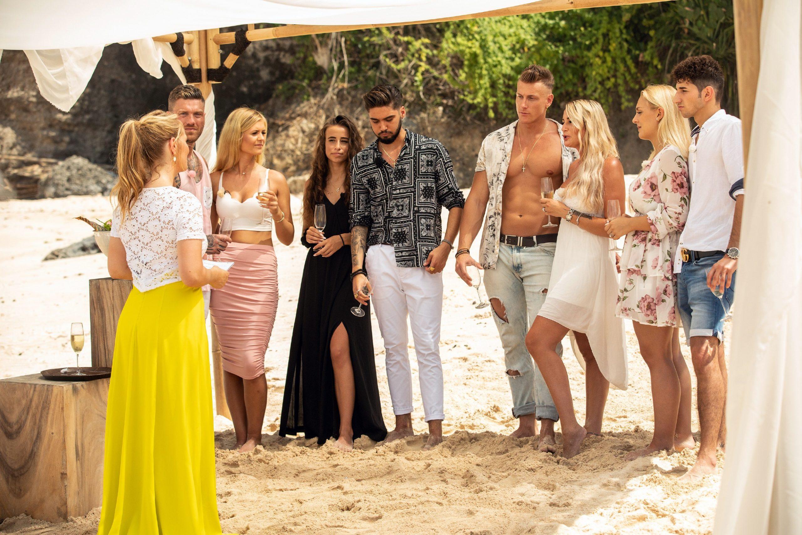 Temptation Island 2020: Sex schon in der ersten Nacht?