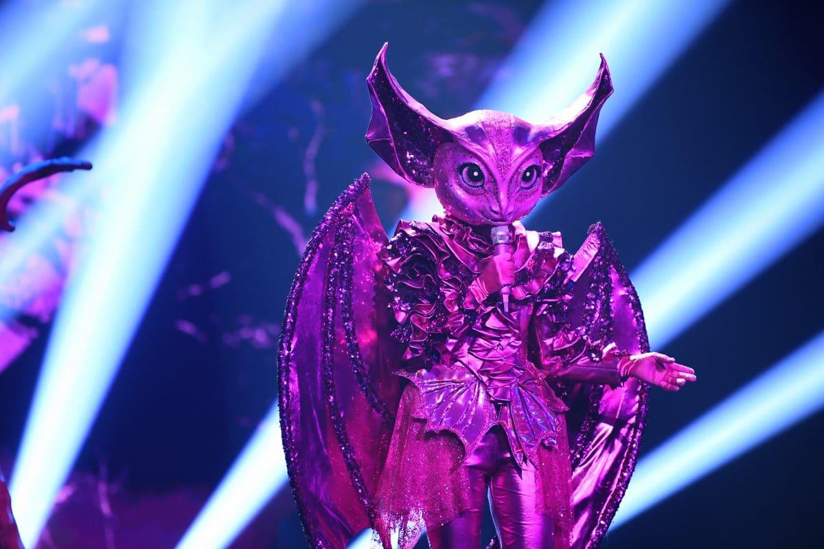 The Masked Singer 2020: Dieser Star steckt hinter der Fledermaus