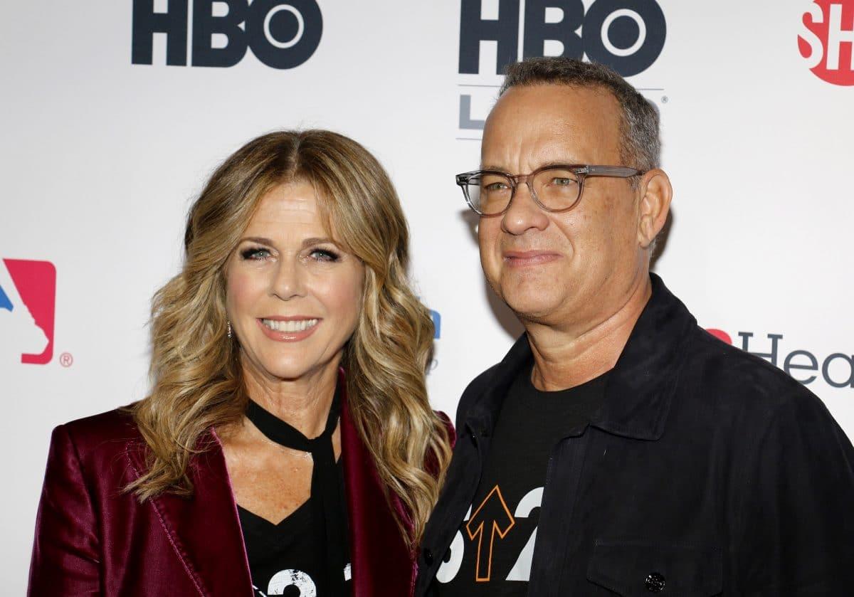 Tom Hanks mit Frau nach Coronavirus-Quarantäne wieder zu Hause
