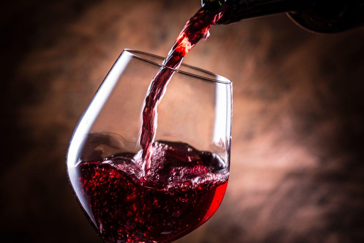 Wein fließt aus Wasserleitung in Italien: Technischer Defekt