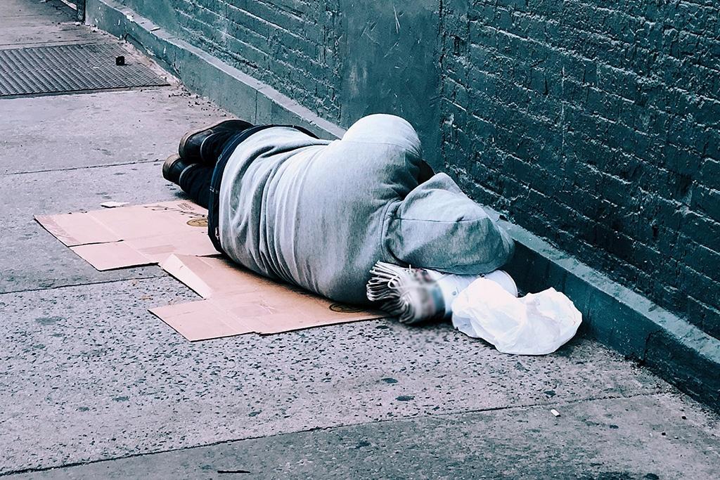 Was bedeutet Coronavirus für Obdachlose?