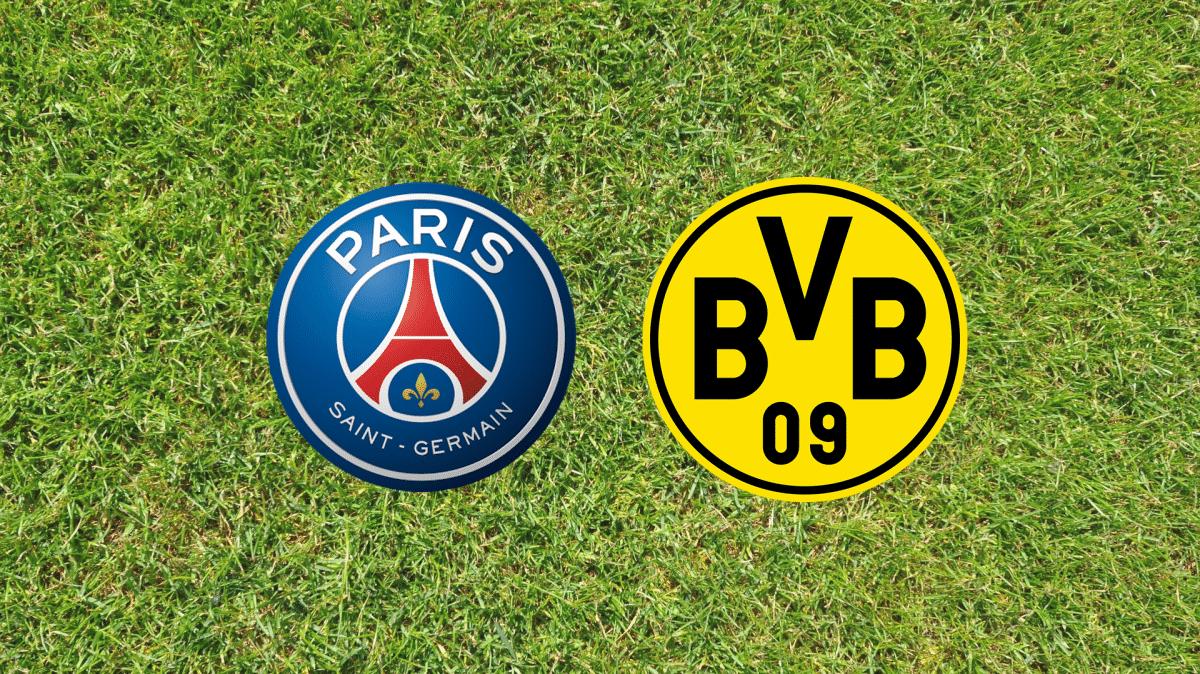 Paris Saint Germain – Borussia Dortmund: Livestream & live TV-Übertragung