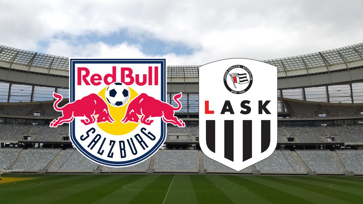 Salzburg – LASK: ÖFB-Cup im Livestream & live im TV