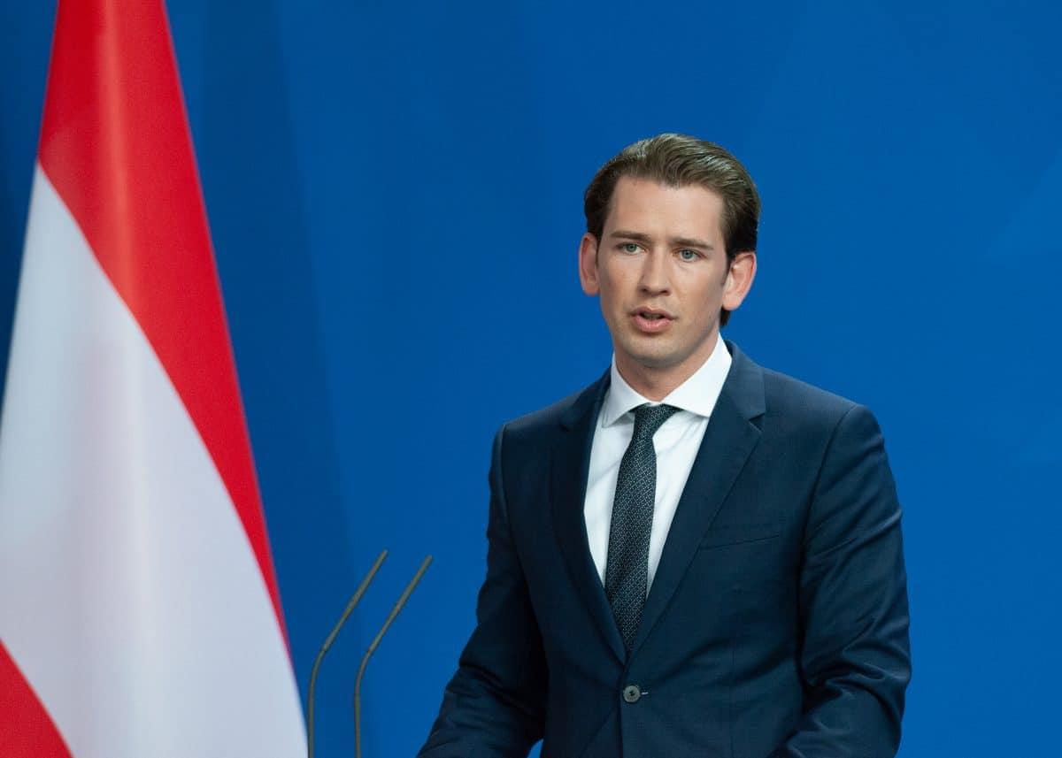Sebastian Kurz: 38 Milliarden Euro Corona-Hilfe