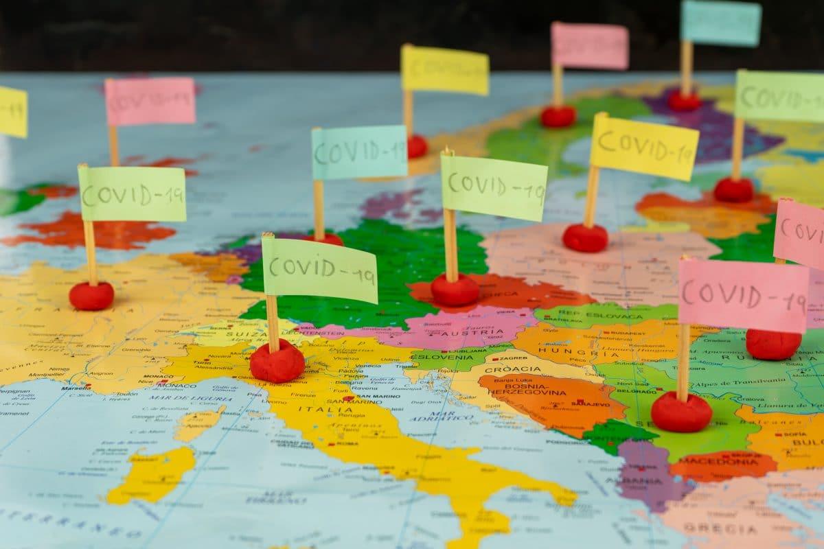 Coronavirus: Über 1400 neue Infektionen in Frankreich
