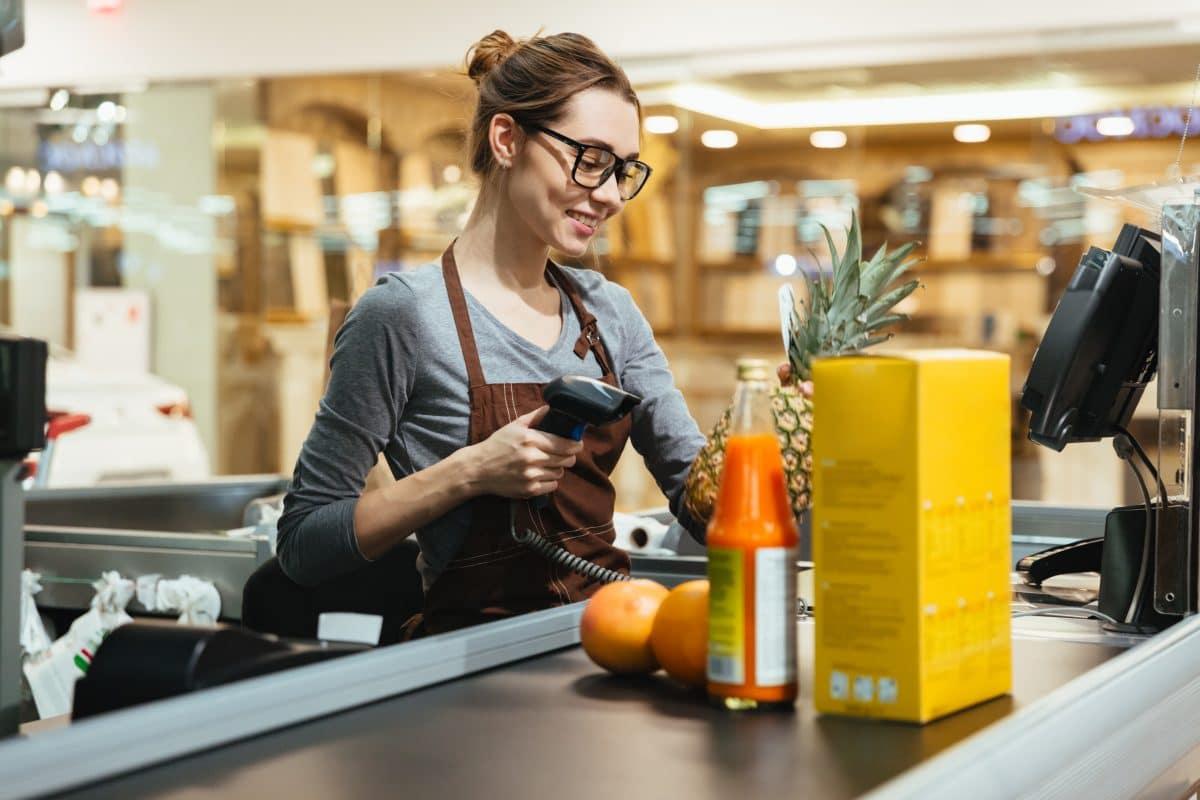 Supermarkt-Angestellte bekommen Coronavirus-Bonus für ihren Einsatz
