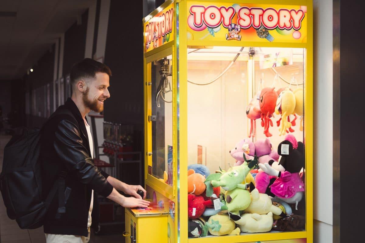 Spielautomaten wegen Coronavirus mit Klopapier befüllt