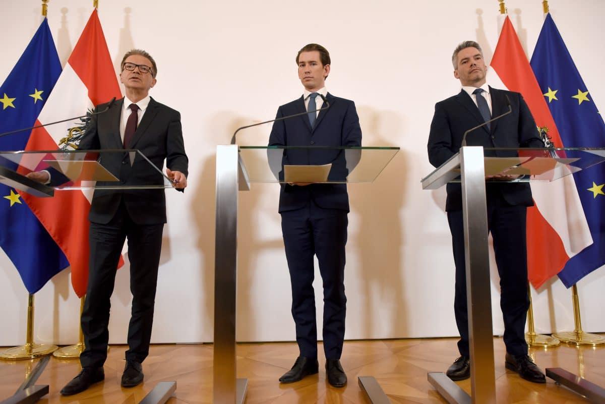 Ausgangsbeschränkungen in Österreich ab 1. Mai aufgehoben
