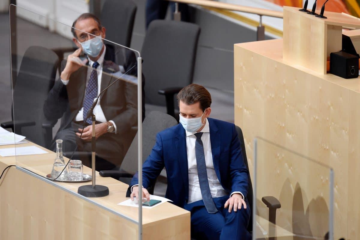 Österreich: Aufregung um angebliche Angst-Strategie der Regierung