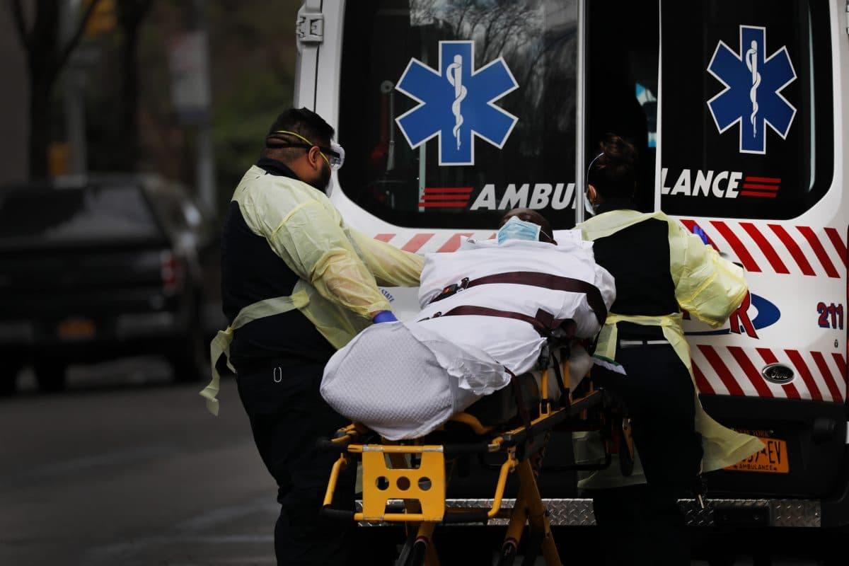 """Arzt zeigt Zustände in New York: """"Ich habe selbst Angst"""""""