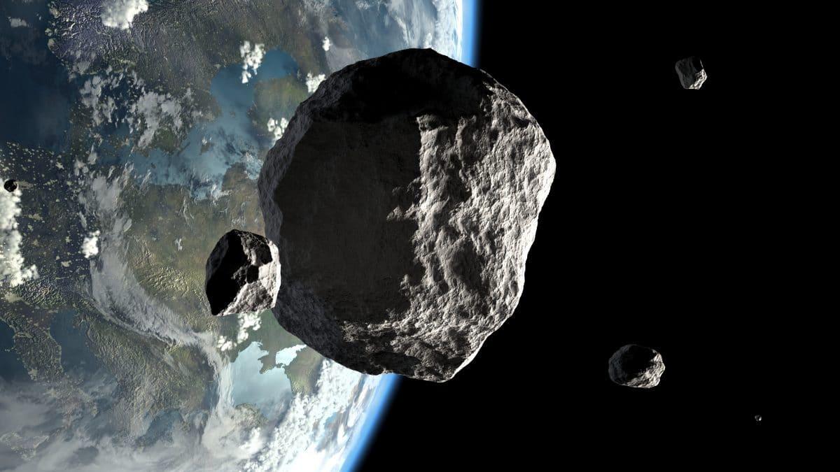 Riesiger Asteroid fliegt heute an der Erde vorbei