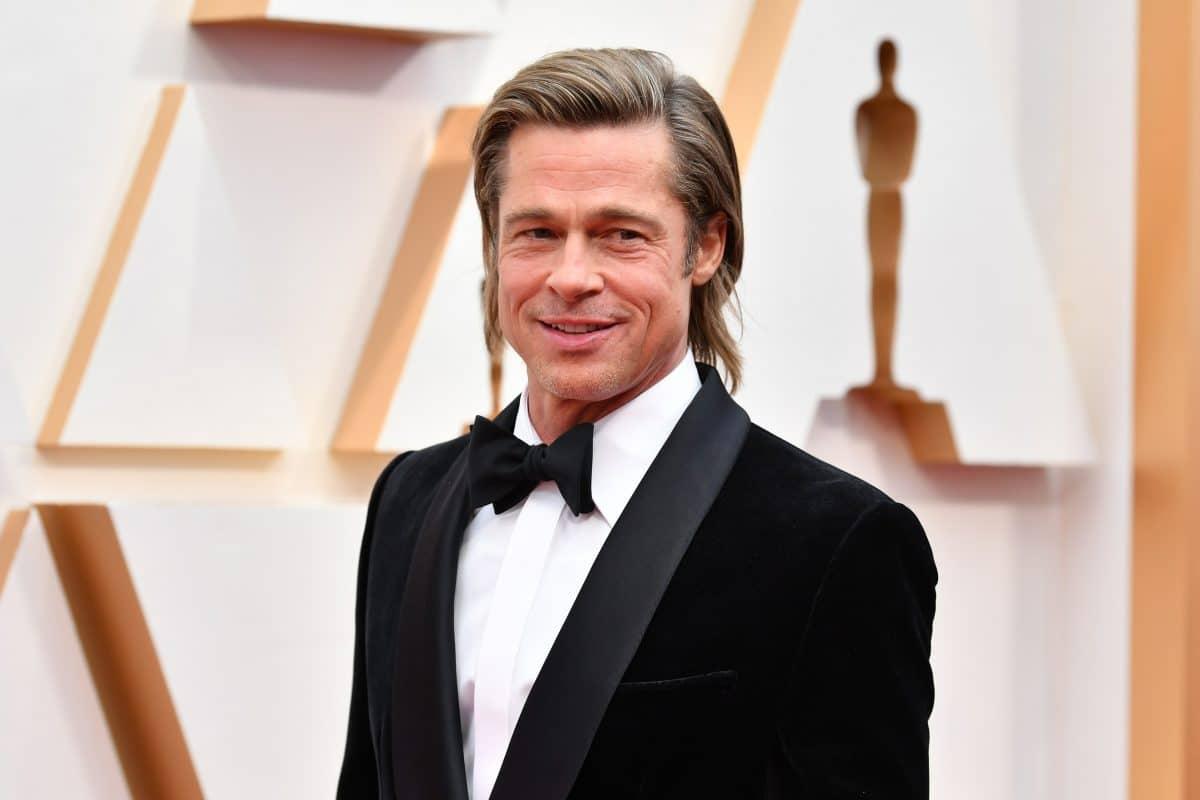 So macht sich Brad Pitt als Virus-Experte über Donald Trump lustig