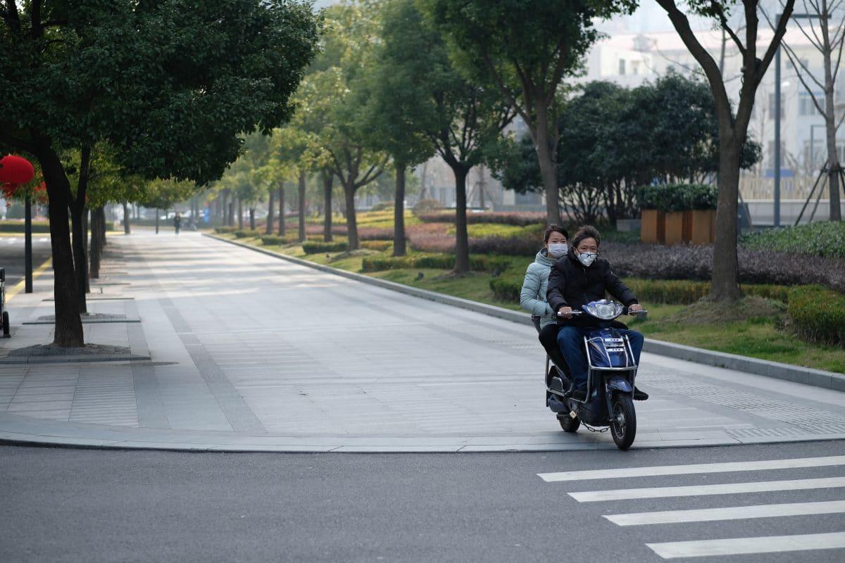 China: Zahl der Neuinfektionen sinkt