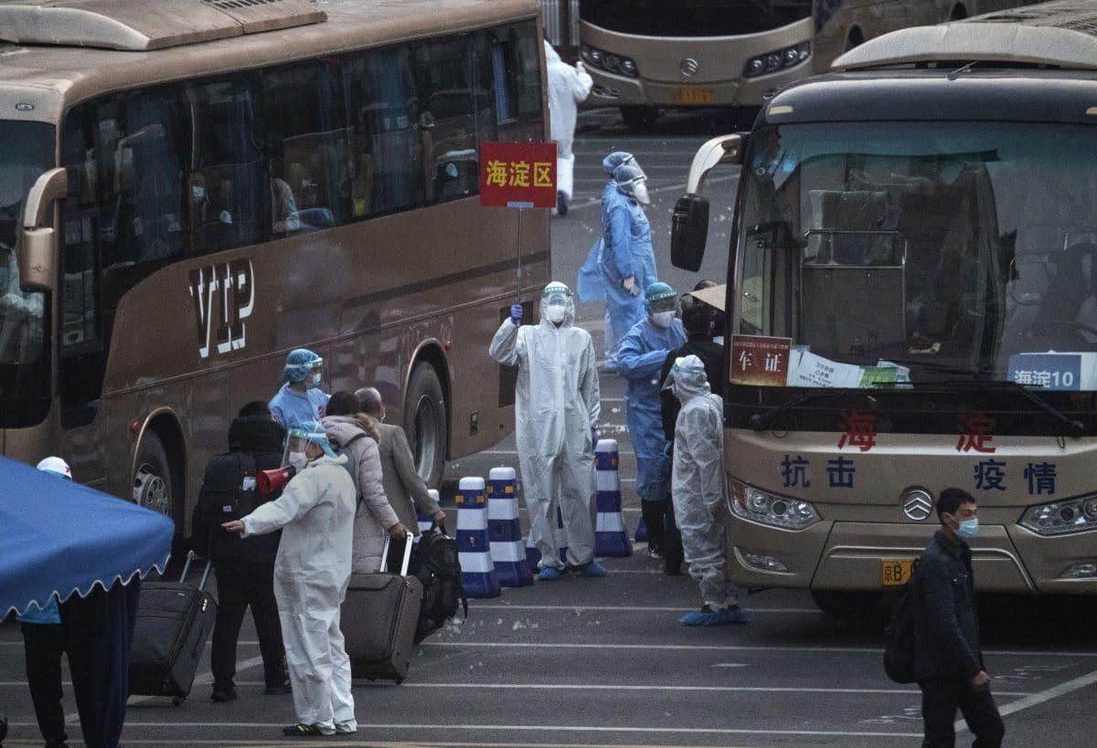 China: Zweite Corona-Welle wegen Infektionen von Einreisenden?