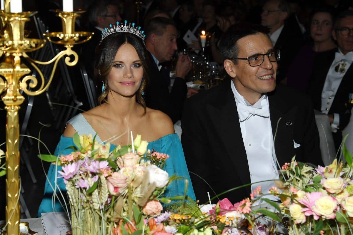 Coronakrise: Prinzessin Sofia von Schweden hilft im Krankenhaus