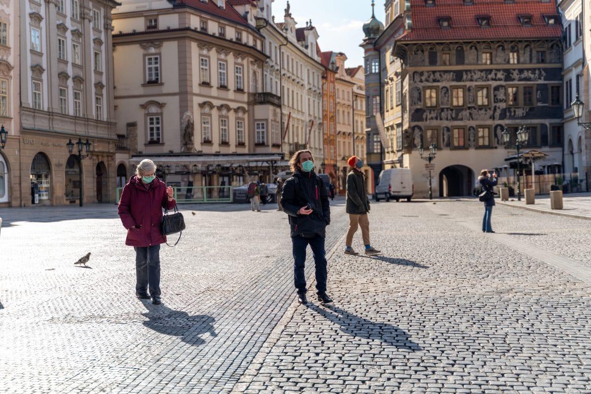 Coronavirus: Erste Lockerung der Maßnahmen in Tschechien