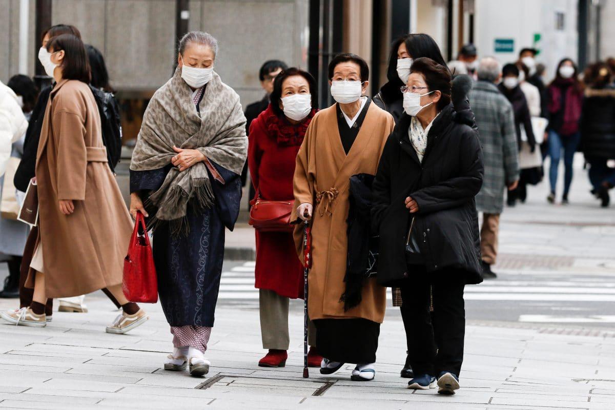 Coronavirus: Japan hat immer noch keine Ausgangsbeschränkungen