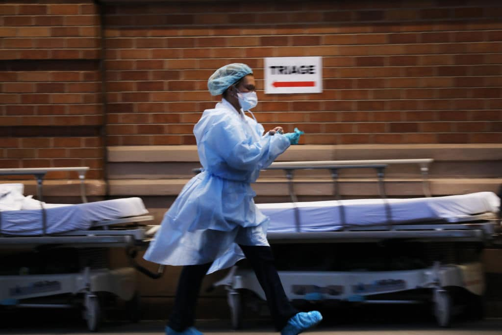 Coronavirus: Weltweite Zahl hat sich auf über eine Million verdoppelt
