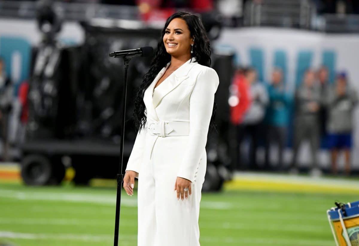 Demi Lovato crasht versehentlich Instagram-Konzert von neuem Freund