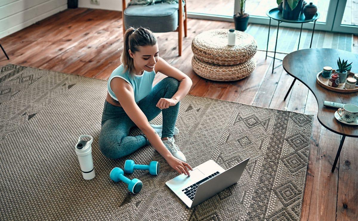 Die besten Kanäle für ein Home-Workout