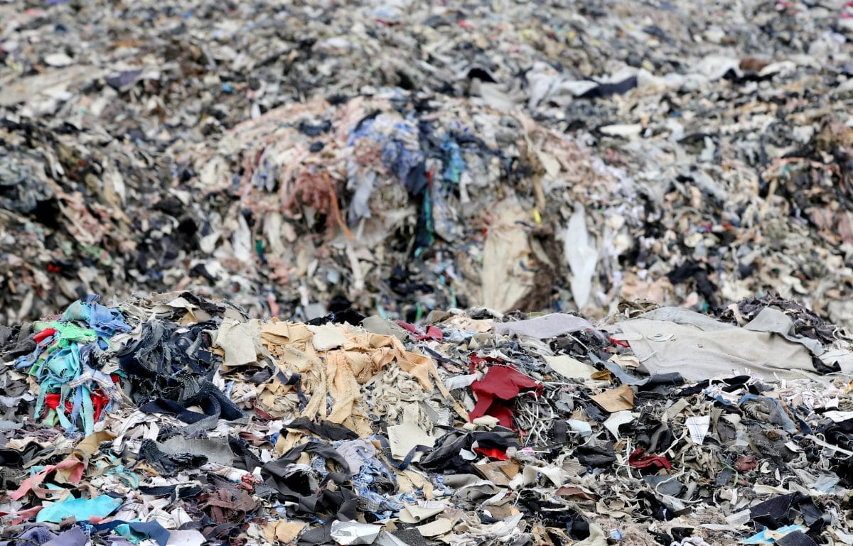Fast Fashion zählt zu den größten Umweltproblemen der Welt
