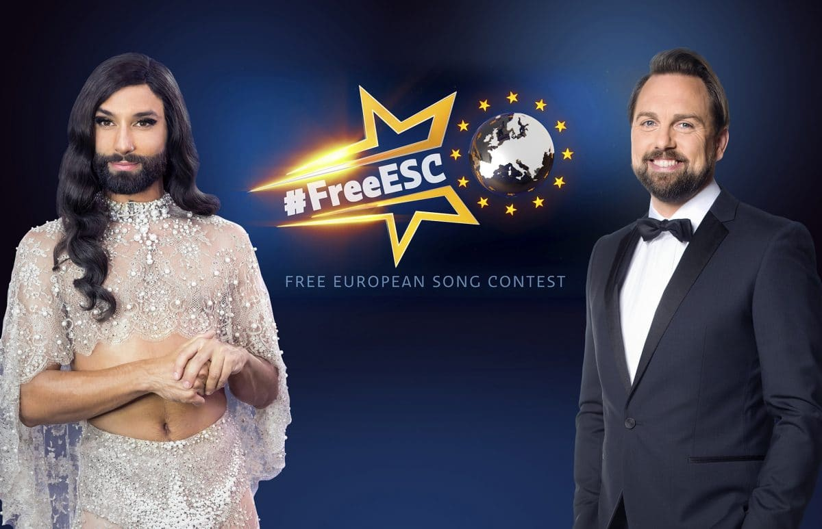 """Free ESC"": Alle Infos zur Song-Contest-Ersatzshow"