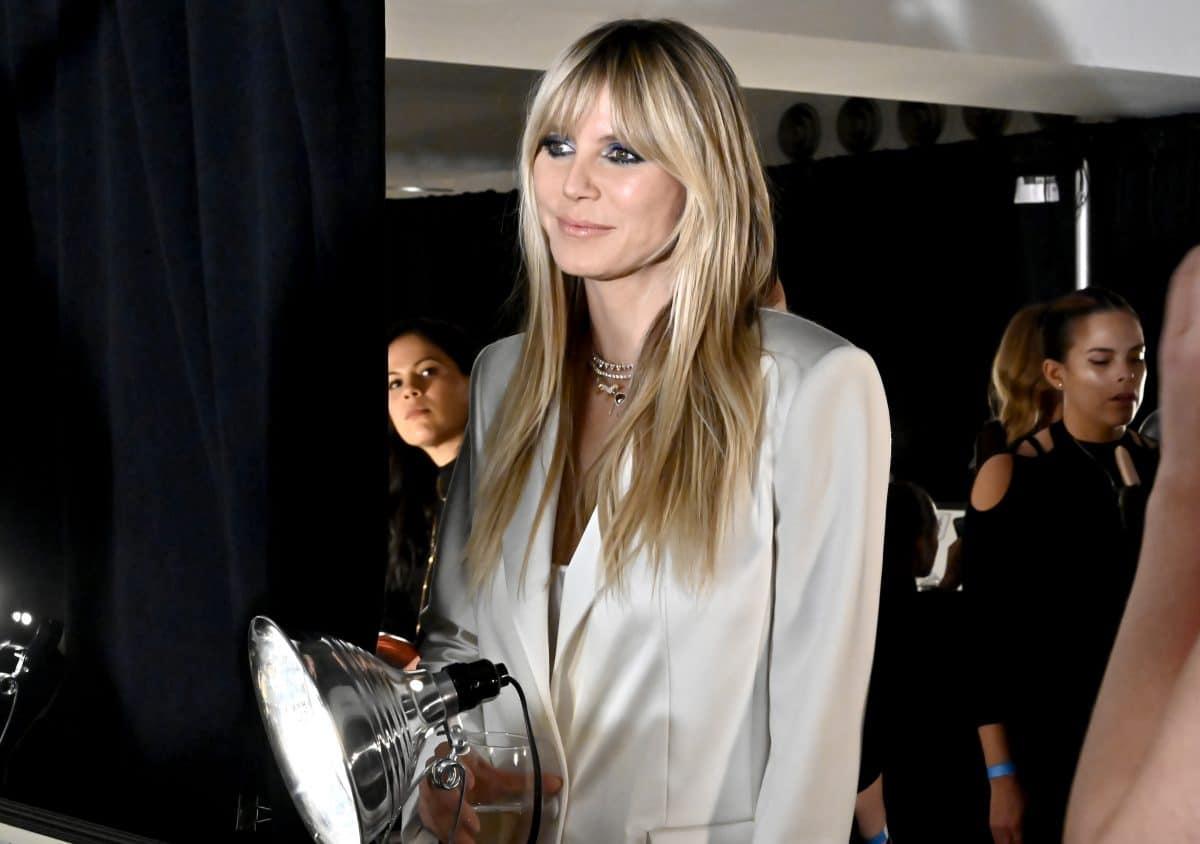 Heidi Klum: Tochter Leni will in ihre Fußstapfen treten