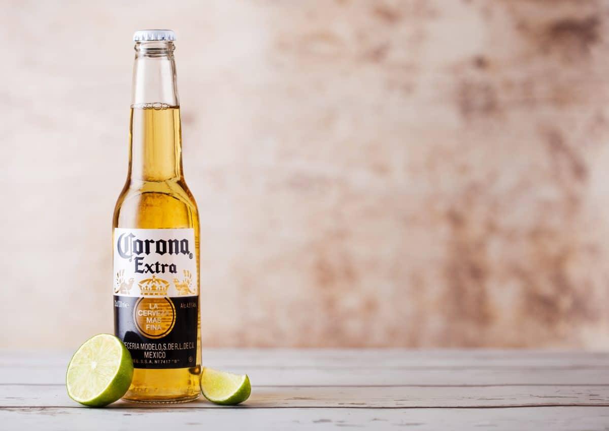Herstellung von Corona-Bier gestoppt