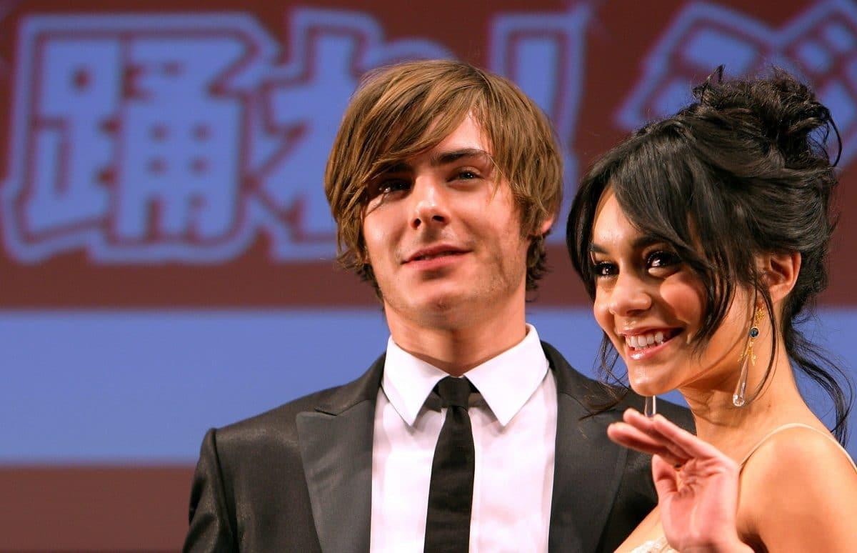 """""""High School Musical"""": Reunion mit Zac Efron und Vanessa Hudgens"""