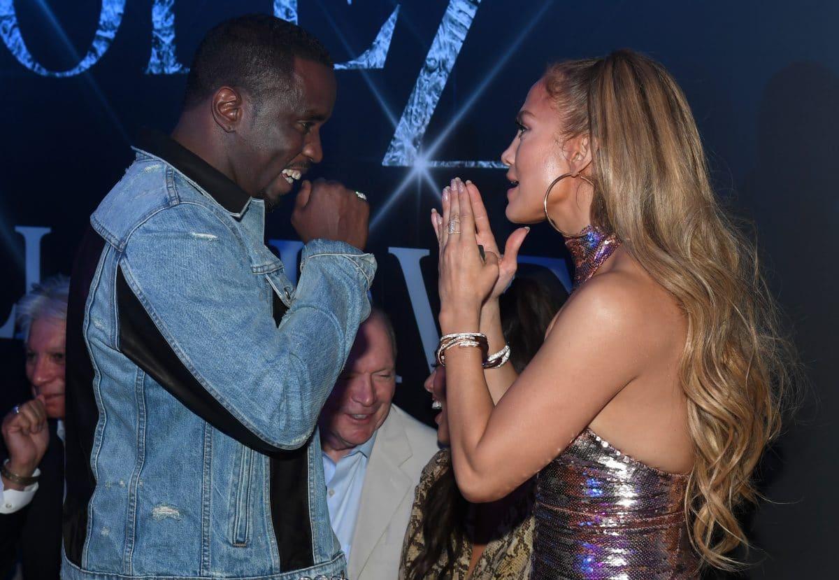 J.Lo & Ex P. Diddy begeistern Fans mit Reunion auf Instagram Live