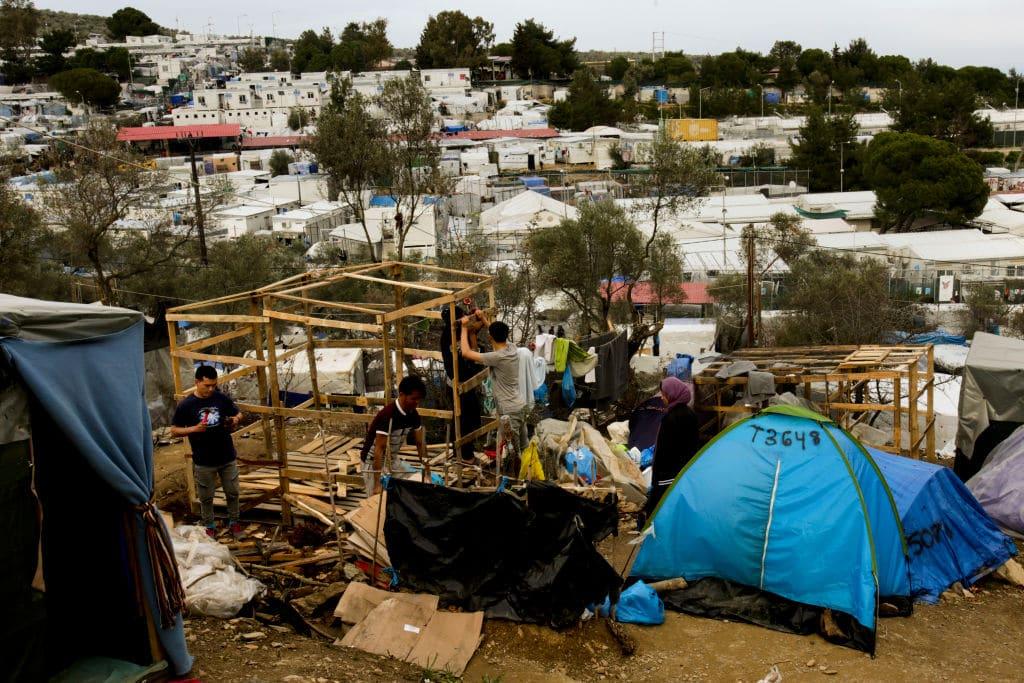 #LeaveNoOneBehind: Aufruf zur Evakuierung von Flüchtlingslagern